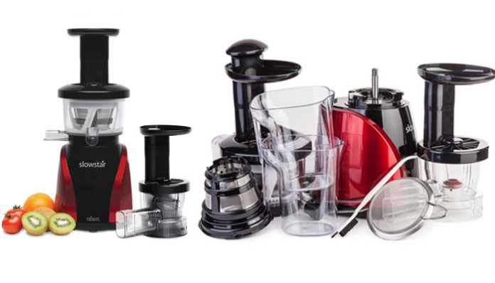 Tribest Slowstar Vertical Slow Juicer and Mincer SW 2000 Review