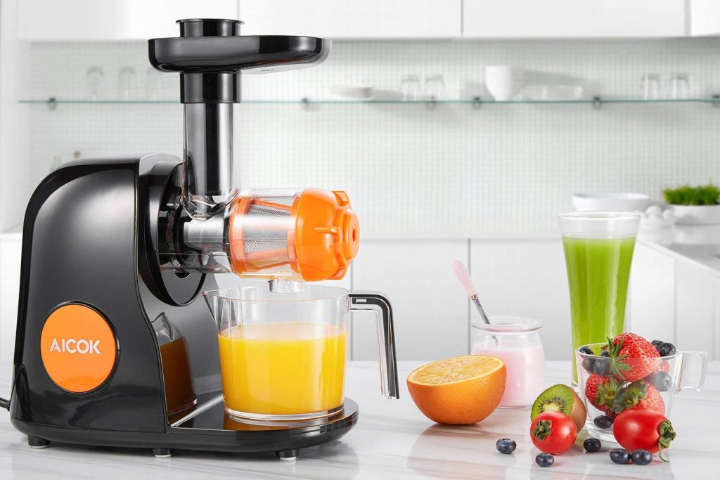 Aicok Commercial Juicer
