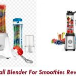 Best Small Blender For Smoothies