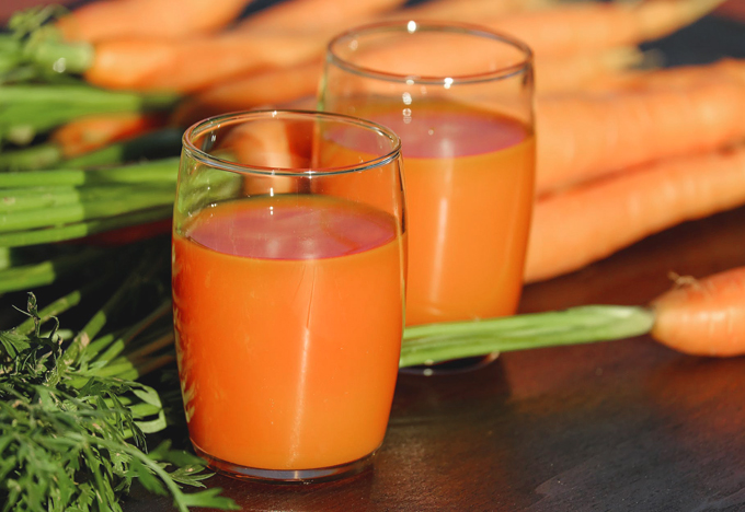 Carrot Juice Benefits For Weight Loss